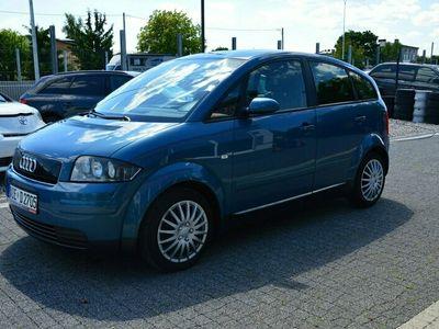 używany Audi A2 1.4dm 75KM 2002r. 168 000km