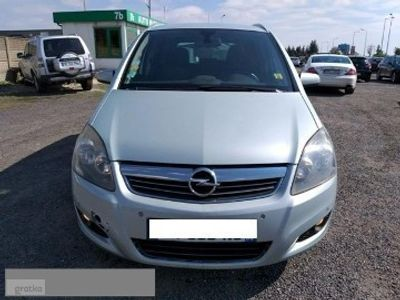 używany Opel Zafira B 1.7 110KM