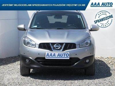 używany Nissan Qashqai I Salon Polska, Serwis ASO, GAZ, 4X4, Automat, Navi, Xenon,