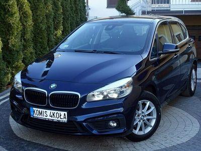 używany BMW 218 2dm 150KM 2015r. 175 000km