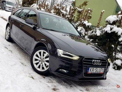 używany Audi A4 AVANT 2.0TDI 143KM LIFT LED xenon navi skóra 2xPDC