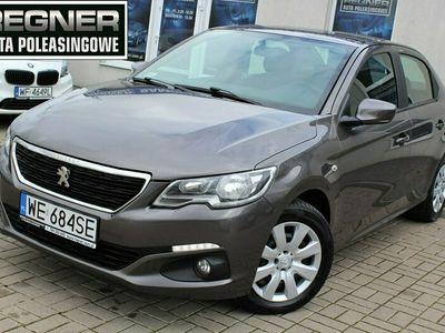używany Peugeot 301 1.6 BlueHDi 100KM Tempomat SalonPL FV23% 1WŁ Gwarancja