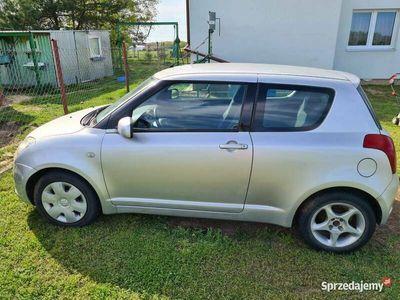 używany Suzuki Swift 2007