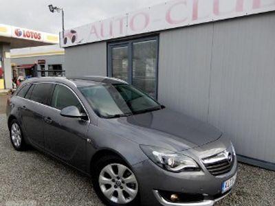 używany Opel Insignia Country Tourer I CDTi 170 KM Cosmo Duża Navi PL Klimatronic Pełen Serwis Gwarancja