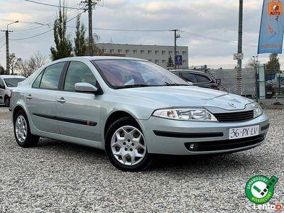 używany Renault Laguna II 1.6dm 107KM 2004r. 224 000km