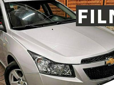 używany Chevrolet Cruze 1.6dm 113KM 2011r. 181 000km