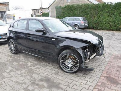 używany BMW 120 2dm3 150KM 2006r. 155 000km 2.0 benzynka - mały przebieg - uszkodzony icd kety !