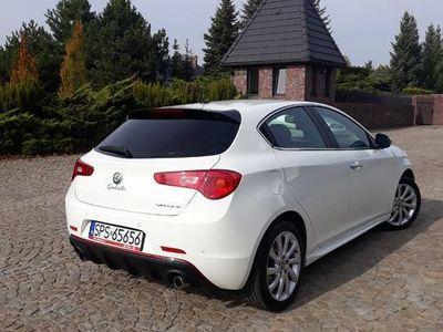 używany Alfa Romeo Giulietta 2.0 JTDM Distinctive / Veloce Pakiet QV