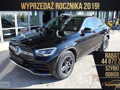 używany Mercedes 200 Klasa GLC COUPE 2.04MATIC (197KM) | AMG + Pakiet Premium Plus | Wyprzedaż, Chorzów