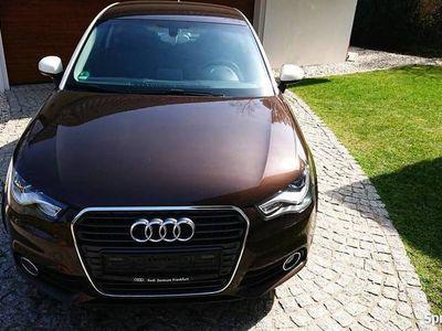 używany Audi A1 1.6 TDI 105 PS Ambition Bi Xenon i dodatkowo LED