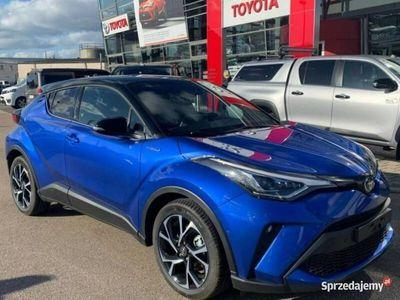 używany Toyota C-HR 1.8 Hybryda Style 122 KM Czuj.park - Wynajem 1240zł /miesiąc