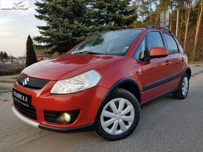 used Suzuki SX4 1.9dm3 120KM 2009r. 157 000km 1.9 DDIS 120KM 4X4 Klima Grzane fotele Super stan!!