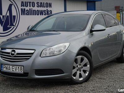 używany Opel Insignia Navi 2xPDC Klimatronik Sensor Tempomat Alufelgi Halogeny, Wągrowiec