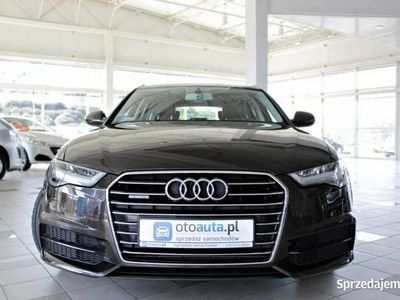 używany Audi A6 3dm 218KM 2018r. 45 000km