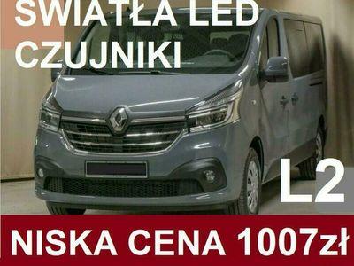 używany Renault Trafic L2 Grand 120KM Światła Led Czujniki parkowania Niska cena 1007złZostaw kontakt, oddzwonimy