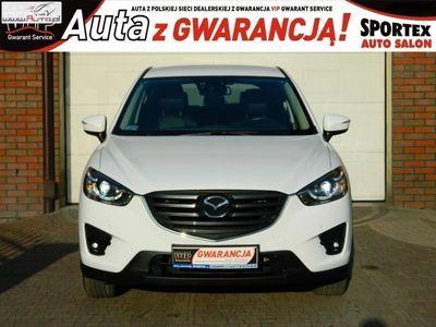 used Mazda CX-5 2dm3 160KM 2015r. 63 122km FULL OPCJA! Salon PL, AUTOMAT, I Wł, Serwis, Gwarancja