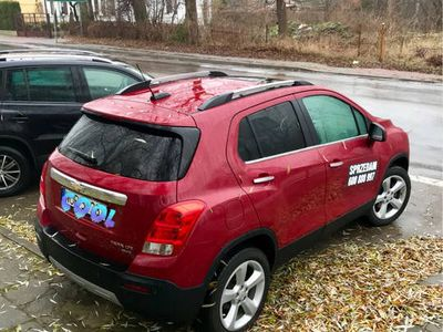używany Chevrolet Trax vel Opel Mokka Idealny stan