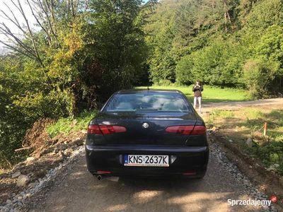 używany Alfa Romeo 166 zadbana
