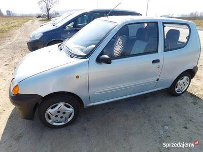 używany Fiat Seicento 900 LPG, 2 kpl. kół, gaz do 2023r.
