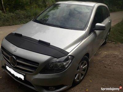 używany Mercedes B180 KlasaW246 2012 r.