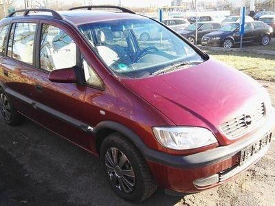 gebraucht Opel Zafira A 7-mio osobowy