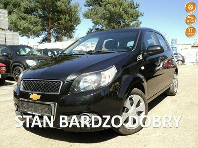 używany Chevrolet Aveo LS 1.2 Benzyna 75 KM Klimatyzacja 5 Drzwi Stan BDB Kredyt Bez BIK T200/T250 (2002-2011)