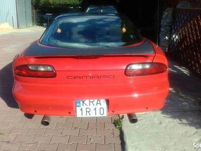 używany Chevrolet Camaro