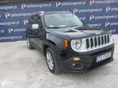 used Jeep Renegade 1.4dm 140KM 2017r. 68 875km
