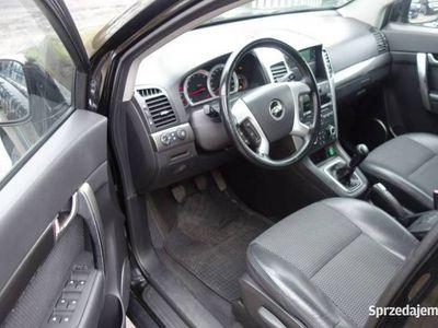używany Chevrolet Captiva I 2.0VCDi 150KM AWD 4x4 Klimatronic 202tys KM Pół skóry Hak Zamiana