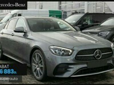 używany Mercedes 220 Klasa E Linia AMG(194KM) AMG Line   Pakiet wyposażenia Premium + Night