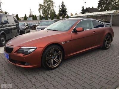 używany BMW 635 SERIA 6 d Coupe