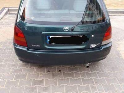 używany Toyota Starlet