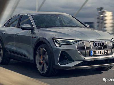 używany Audi E-Tron - Sportback