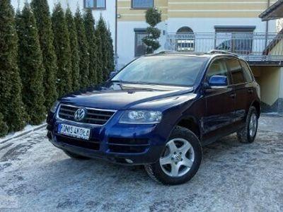 używany VW Touareg 3dm 224KM 2006r. 280 000km