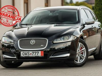używany Jaguar XF 2.2d 200KM ! Full Opcja ! Serwisowany ! po opłatach ! FV 23% ! X250 (2007-2015)