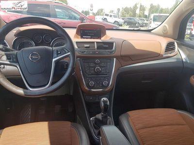 używany Opel Mokka 1.4dm 140KM 2014r. 109 000km