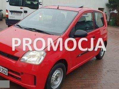 używany Daihatsu Cuore 1dm 60KM 2005r. 95 311km