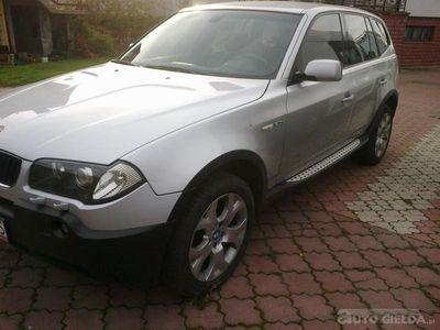 używany BMW X3 2005