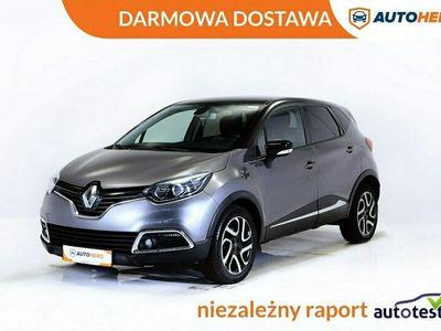 używany Renault Captur DARMOWA DOSTAWA, Navi, Klimatyzacja auto, Grzane fotele, PDC I (2013-2019)