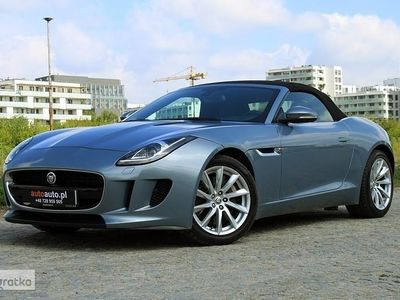 używany Jaguar F-Type 3.0l V6 340KM! RWD! Bezwypadkowy! Niski przebieg! EUROPA!