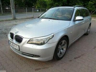 używany BMW 525 SERIA 5 d 3.0TD AUTOMAT KOMBI