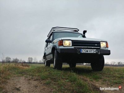 używany Land Rover Discovery 1 300 tdi, off-road offroad, AT