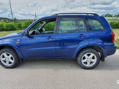 używany Toyota RAV4