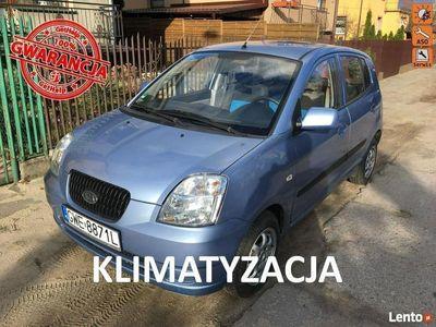 używany Kia Picanto VIN/Klimatyzacja/Przebieg gwarantowany/El.szyby/Niemcy, Wejherowo