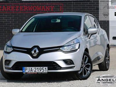 używany Renault Clio Intense nowe lampy led skórzana tapicerka nawigacja IV (2012-)