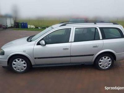 używany Opel Astra 1.6 Benzyna + CNG