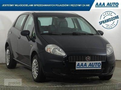 używany Fiat Grande Punto  Salon Polska, Serwis ASO, Klima