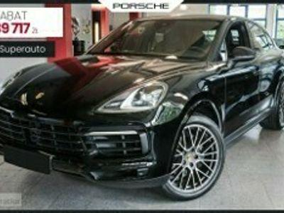 używany Porsche Cayenne II Coupe 3.0 (340KM) COUPE | BOSE Surround Sound + Wentylowane Fotele +