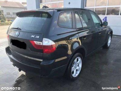 używany BMW X3 2.0D 177PS, AUTOMAT, GWARNACJA