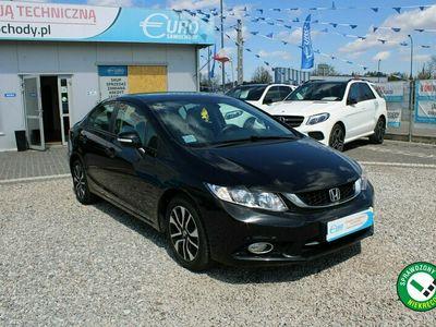 używany Honda Civic F-Marża,Gwarancja,Benzyna,Grzane Fotele,ALU,Czujnki Parkowania IX (2011-)